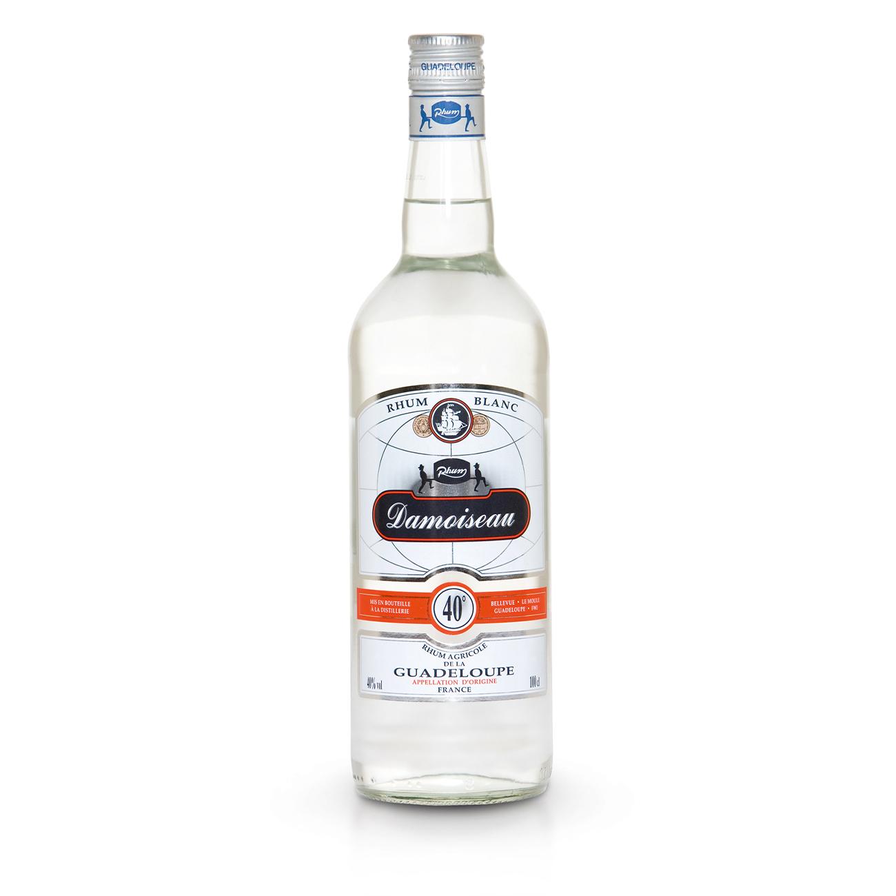 Damoiseau White 40% Rhum